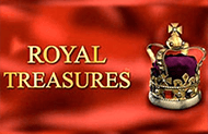 Автомат на деньги Королевские Сокровища