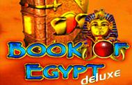 Играть на деньги в автомат Книга Египта Делюкс